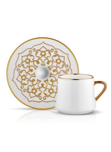 Koleksiyon Sufi Çay Fincan Seti 6'lı Motif-Koleksiyon